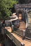 Royal Palace in Ambohimanga royalty-vrije stock foto's