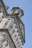 The Royal Palace Amsterdam. The Netherlands Royalty Free Stock Photos