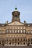 Royal Palace in Amsterdam Stockbild