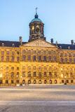 Royal Palace in Amsterdam, Netherlands Stock Photography