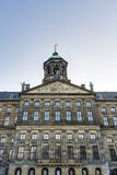 Royal Palace in Amsterdam, Netherlands Stock Image