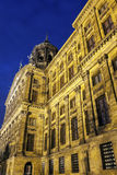 Royal Palace in Amsterdam Stock Photography