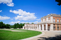 Royal Palace of Aranjuez Stock Photo