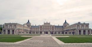 Royal Palace of Aranjuez Stock Images