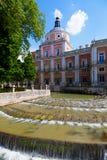 Royal Palace of Aranjuez, Madrid. Spain Royalty Free Stock Images