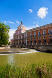 Royal Palace of Aranjuez, Madrid. Spain Stock Images