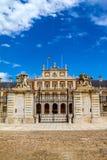 Royal Palace of Aranjuez Royalty Free Stock Photo