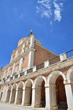 The Royal Palace of Aranjuez Royalty Free Stock Images