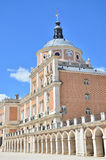 The Royal Palace of Aranjuez Stock Images
