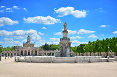 The Royal Palace of Aranjuez Royalty Free Stock Photography
