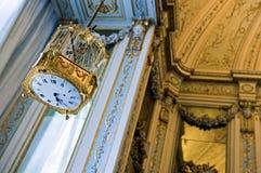 Royal Palace av Caserta Royaltyfria Bilder