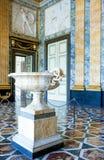 Royal Palace av Caserta Royaltyfri Fotografi