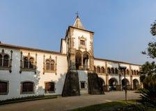 Royal Palace av Evora, Portugal Fotografering för Bildbyråer