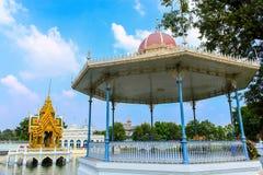 The Royal Palace of Bang Pa-In in Ayutthaya, Thailand Royalty Free Stock Image