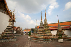 Royal Palace in Bangkok Royalty Free Stock Photos