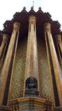 Royal Palace Bangkok Zdjęcie Stock