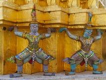 Royal palace in Bangkok Stock Photography