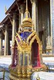 In the Royal Palace of Bangkok Stock Photo