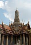 Royal palace in Bangkok Thailand Royalty Free Stock Photos