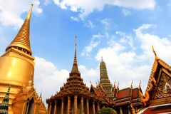 Royal palace, bangkok, Thailand Stock Photos