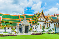 Royal palace bangkok thailand Stock Photography