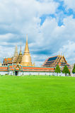 Royal palace bangkok thailand Royalty Free Stock Photography