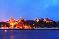 Royal Palace in Bangkok Royalty Free Stock Photo