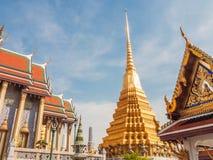 Royal palace of Bangkok, Thailand Royalty Free Stock Images