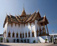 The Royal Palace in Bangkok Stock Images