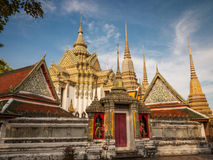 Royal palace of Bangkok, Thailand. Royal palace of Bangkok in Thailand Royalty Free Stock Photo
