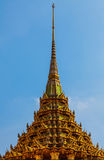 Royal palace in Bangkok Stock Images