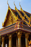Royal palace in Bangkok Royalty Free Stock Photo