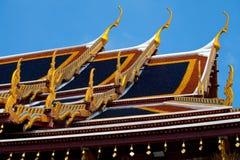 Royal palace in Bangkok Stock Photos
