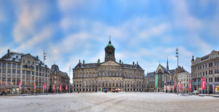 The Royal Palace royalty free stock photography