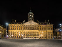 Royal Palace Royalty Free Stock Photo