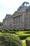 Royal Palace Belguim Royalty Free Stock Photos