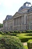 Royal Palace Belguim Fotografie Stock Libere da Diritti