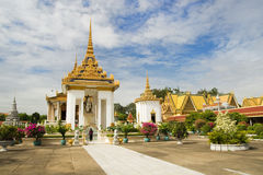 Royal Palace-Boden lizenzfreie stockfotos