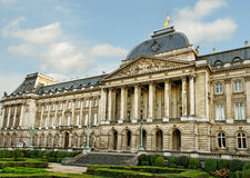 The Royal Palace. Royalty Free Stock Photography