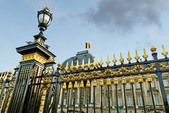 The Royal Palace. Stock Photos