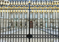 Royal Palace in Brussels. Stock Photos