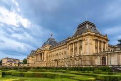 Royal Palace of Brussels, Belgium. Royal Palace of Brussels - Belgium Royalty Free Stock Images