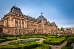 Royal Palace, Bruxelas, Bélgica fotos de stock royalty free