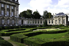 Royal Palace - Bruxelles, Belgio Fotografia Stock Libera da Diritti