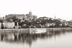 Royal Palace, Budapest fotos de stock