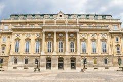 Royal palace Budapest Royalty Free Stock Image