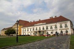 The Royal Palace. Budapest, Hungary Royalty Free Stock Photo
