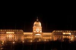 Royal Palace, Budapest, Hungary Stock Photos