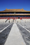 Royal palace building of chinese heritage Stock Images