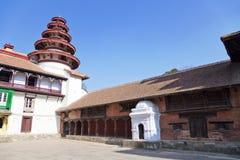 Royal Palace Buildings, Kathmandu, Nepal Stock Photo